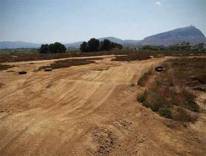 Πίστα motocross στον Αποσελέμη