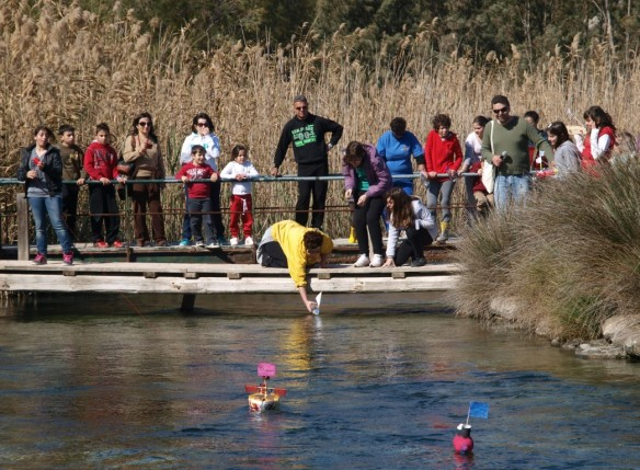 Ταξιδεύοντας στον υγρότοπο, WWF Ελλάς / Θ.Γιαννακάκης