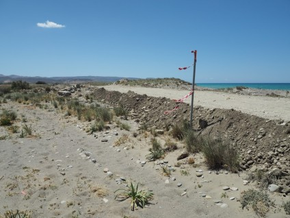 Ο δρόμος ανοίγεται πάνω στις αμμοθίνες, WWF Ελλάς / Θ. Γιαννακάκης